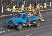 Мобильная буровая установка DPP100-4 на шасси Dongfeng EQ 1093 #A 998 EY. Алматы, проспект Рыскулова