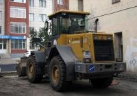 Фронтальный погрузчик SDLG LG936L #1282 ТР 72. Тюмень, Киевская улица
