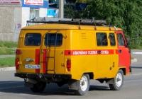 Автомобиль аварийной газовой службы на базе УАЗ-390995 #Н 821 ОХ 96. Свердловская область, Серов, улица Заславского