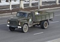 Грузовик ГАЗ-53-12 ВС РК #9258 аа. Алматы, проспект Рыскулова
