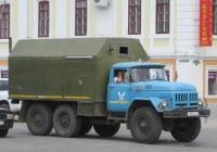 Аварийно-ремонтная машина водоканала на шасси ЗиЛ-131НА  #К 951 ВХ 45. Курган, улица Савельева