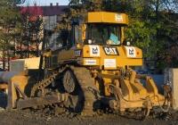 Бульдозер-рыхлитель Caterpillar D6R #1527 ТА 86. Тюмень, Московский тракт