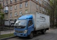 Фургон на шасси Foton Ollin #К 830 ЕК 50. Москва, 6-й Новоподмосковный переулок