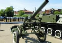 160 мм буксируемый миномёт М-160. Пермь, музей Мотовилихинского завода