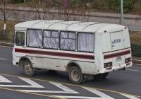 Катафалк ПАЗ-3206-110-80 #A 602 MDO. Алматы, улица Саина