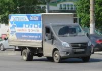"Автомобиль ГАЗ-А23R22 ""Газель Next"" #Е 012 СР 174. Курган, улица Куйбышева"