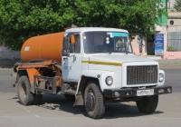 КО-503В на шасси ГАЗ-3307 #А 859 ВУ 45. Курган, улица Куйбышева