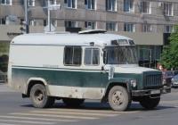 Аварийная мастерская на базе автобуса КАвЗ-397614 #Р 943 АХ 45. Курган, улица Куйбышева