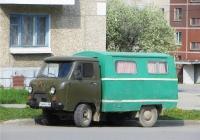 Мастерская МБОН-2 на шасси УАЗ-3303 #Т 644 СК 66. Свердловская область, Краснотурьинск, улица Попова