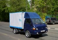 Фургон на шасси Hyundai H100 #Е 898 РС 777. Москва, 2-й Полевой переулок