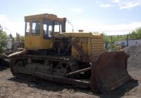 Бульдозер на базе трактора Т-170. Тюмень, улица 50 лет Октября