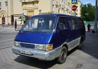 Микроавтобус Kia Besta #К 348 УА 77. Москва, улица 10-летия Октября