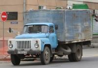 Автомастерская на шасси ГАЗ-53-12 #К 966 ВЕ 45. Курган, улица Ленина
