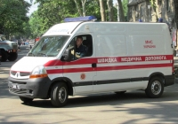 АСМП на базе Renault Mascott  #3690 Ч2. Николаев, ул. Соборная