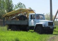 Бурильно-крановая машина БКМ-3У на шасси ГАЗ-33081 #ВЕ 2546 ВС. Николаевская область, село Покровка