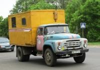 Аварийная мастерская газовой службы на шасси ЗиЛ-431412 #ВЕ 2597 АТ. Николаев, улица Троицкая