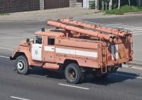 Пожарная автоцистерна АЦ-2,0-40(431412)-7ВР на шасси ЗиЛ-431412. Алматы, проспект Рыскулова