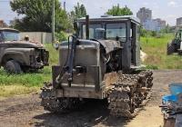 Трактор Т-74. Крым, Симферополь, Комсомольское