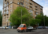 """Эвакуатор на шасси ГАЗ-3302* """"Газель"""" #У 685 НЕ 190 . Москва, Рижский проезд"""