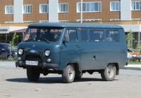 Микроавтобус УАЗ-22069 #М 761 ЕА 45. Курган, Троицкая площадь