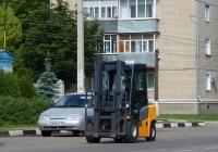 Погрузчик #0189 ЕС 31. Белгородская область, г. Алексеевка, улица Маяковского