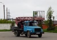 Автоподъемник АП-17А-04 на шасси ГАЗ-3307 # Н 501 АМ 31. Белгородская область, г. Алексеевка, улица Тимирязева