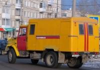 Автомобиль аварийной службы на шасси ЗиЛ-433360 #Т 881 ВО 66. Свердловская область, Серов, улица Луначарского