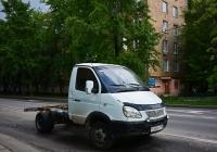 """Шасси ГАЗ-3302* """"Газель"""" #Т 263 АУ 750. Москва, улица Зои и Александра Космодемьянских"""