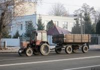 Трактор Т-30-69  #3250 УМ с прицепом 2 ПТС-4*. Киевская область, Борисполь, улица Киевский шлях
