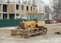 Бульдозер ДЗ-42Г на базе трактора ДТ-75МЛ. Крым, Евпатория