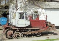 Бульдозер на базе трактора Т-150. Севастополь