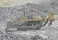 Бульдозерно-рыхлительный агрегат ДЗ-141ХЛ на базе трактора Т-500. Севастополь