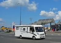 Автодом Hymer Exsis EI 515-1 #JV-4750 . Москва, Рижская площадь