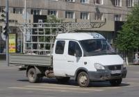 """ГАЗ-330232 """"Газель"""" #Е 004 КМ 45. Курган, улица Куйбышева"""