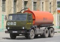 ВМК-10 на шасси КамАЗ-55102 #Х 186 ЕК 45. Курган, улица Куйбышева