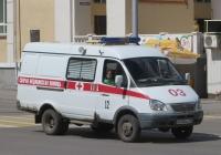 """АСМП ГАЗ-322174 """"Газель"""" #М 498 ЕА 45. Курган, улица Гоголя"""