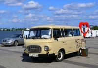 Микроавтобус Barkas B1000 #I 4752 ЯА . Украина, Днепропетровск, улица Сичеславская набережная