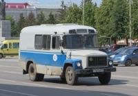 Грузопассажирский автобус КАвЗ-397614 #Т 069 ВВ 45. Курган, улица Гоголя