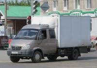 "Изотермический фургон 27903-0000010-22 на шасси ГАЗ-3310 ""Валдай"" #Т 017 ЕВ 56. Курган, улица Ленина"