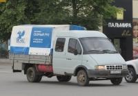 "Автомобиль ГАЗ-33023 ""Газель"" #Р 205 КХ 45  . Курган, улица Куйбышева"