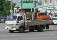 Автомобиль BAW Fenix #М 472 МА 45. Курган, улица Ленина