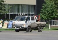 Автомобиль Toyota Hiace #Е 841 ХА 125. Курган, улица Ленина