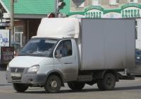 "Фургон на шасси ГАЗ-3302 ""Газель"" #Е 512 КУ 45. Курган, улица Ленина"