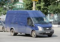 Фургон на шасси Ford Transit #Р 008 КЕ 45. Курган, улица Куйбышева
