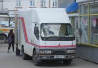 Фургон на шасси Mitsubishi Canter #Т 360 СМ 174. Курган, улица Куйбышева