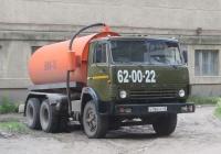 ВМК-10 на шасси КамАЗ-55102 #Х 186 ЕК 45. Курган, Советская улица