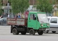 Самосвал Multicar M2510 #К 123 ВО 45. Курган, улица Ленина