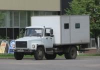 Фургон на шасси ГАЗ-3309 #8289 АЕ 76. Курган, улица Ленина