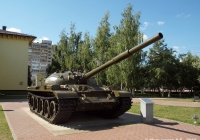 Основной танк Т-62 №768. Нижегородская область, Бор, Музей боевой техники