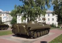 Бевая машина пехоты БМП-1 №325. Нижегородская область, Бор, Музей боевой техники